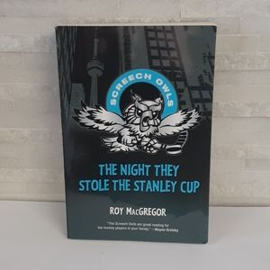 BOOK - The Night They Stole the Stanley Cup